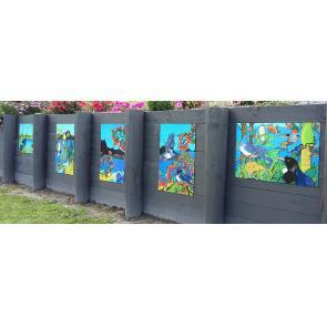 Outdoor Garden Panels, Large and Extra Large
